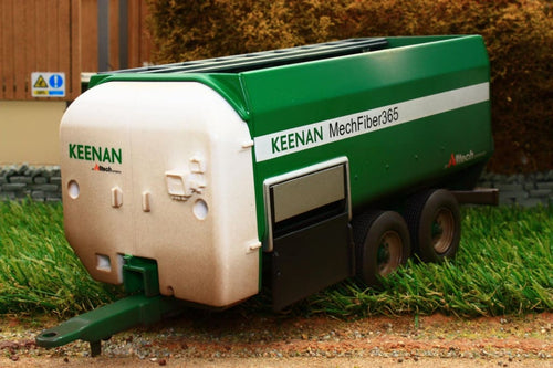 43197(w) WEATHERED BRITAINS KEENAN MECH FIBRE 365 DIET FEEDER WAGON