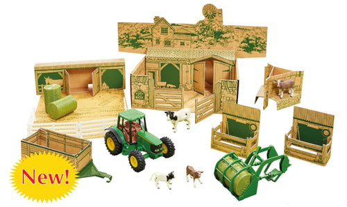 43257 Britains Farm in a Box Playset