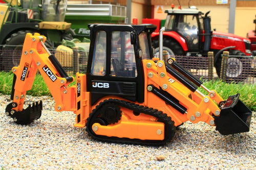 43264 Britains JCB 1CXT Back Hoe Loader NOW IN STOCK!