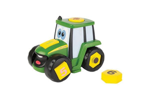 46654 BRITAINS JOHN DEERE JOHNNY THE TRACTOR LEARN AND POP SET
