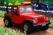 Load image into Gallery viewer, 4870 Siku Jeep Wrangler