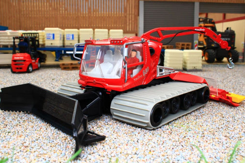 4914 SIKU 1:50 SCALE PISTE BULLY