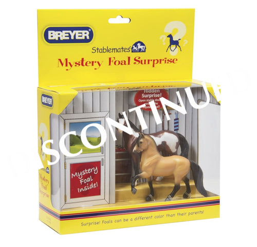 BR5938 Mystery Foal Surprise Set