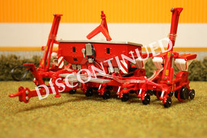 R60207 Ros Kverneland Optima Accord 8 Seed Drill Discontinued Tractors And Machinery (1:32 Scale)