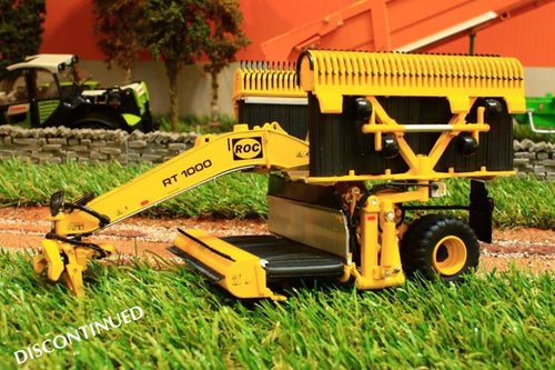 R60225 ROS ROC RT1000 GRASS RAKE - DISCONTINUED