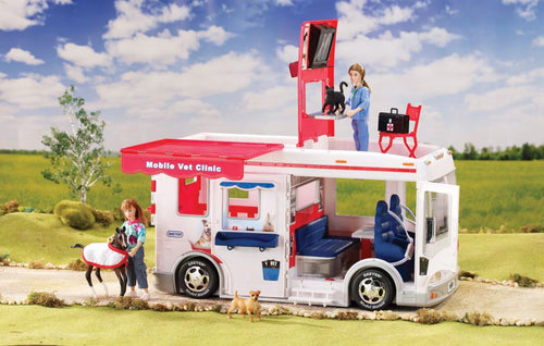 BR61060 Breyer Classic - Mobile Vet Clinic (1:32 scale)