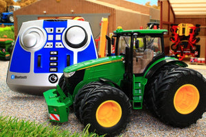 6736 Siku John Deere 7290 on Duals Remote Control with Controller