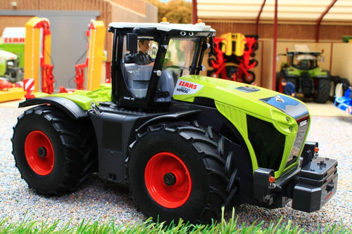 6791 Siku Remote Control Bluetooth Claas Xerion 5000 TRAC VC Tractor