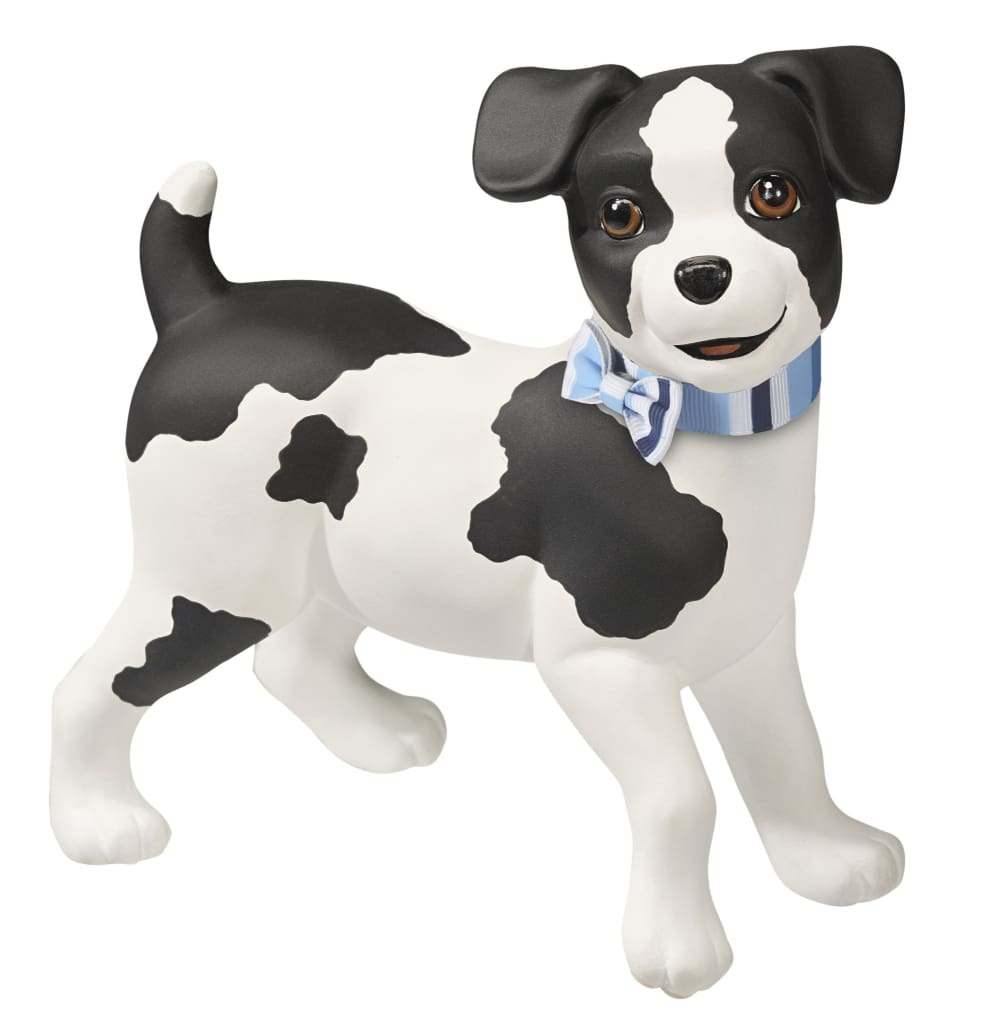 BR7198 Breyer Lucky Acres - Sprocket, colour change bath puppy!