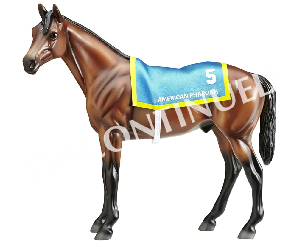 BR9184 Breyer Classic - American Pharaoh (1:12 scale)
