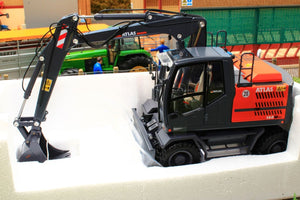 AT3200151 AT COLLECTIONS ATLAS 160W WHEELED EXCAVATOR WITH MITAS DUAL TYRES