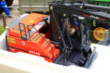 Load image into Gallery viewer, AT3200151 AT COLLECTIONS ATLAS 160W WHEELED EXCAVATOR WITH MITAS DUAL TYRES