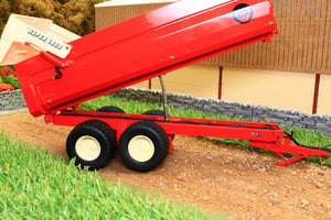 At3200501 At Collection Beco Super 1800 Tipping Trailer Tractors And Machinery (1:32 Scale)