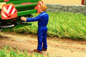 At32131 At Collections Jack The Farmer Figure With Outstretched Arms Tractors And Machinery (1:32