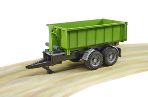 B02035 ROLL-OFF CONTAINER TRAILER