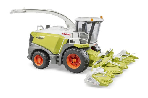 B02134 Bruder Claas Jaguar 980 Forage Harvester
