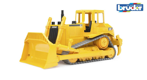 B02422 BRUDER CATERPILLAR BULLDOZER