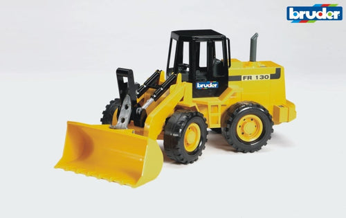 B02425 BRUDER FR130 ARTICULATED WHEELED ROAD LOADER