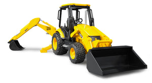B02427 BRUDER JCB MIDI CX BACKHOE LOADER