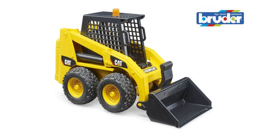 B02481 BRUDER CATERPILLAR CAT SKID STEER
