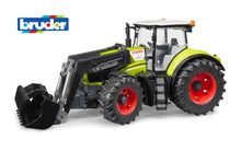 Load image into Gallery viewer, B03013 Bruder Claas Axion 950 Tractor With Loader Tractors And Machinery (1:16 Scale)