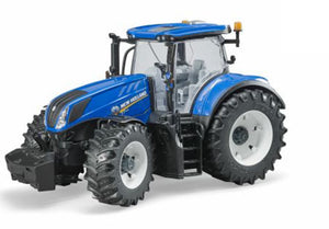 B03120 Bruder New Holland T7.135 Tractor Tractors And Machinery (1:16 Scale)