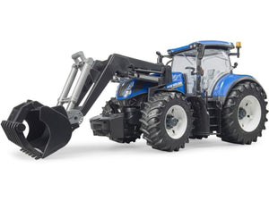 B03121 Bruder New Holland T7.315 Tractor with Front Loader