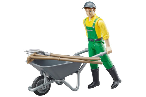 B62610 Bruder Farm Figure Set (116 Scale)