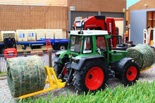 Load image into Gallery viewer, BEV015 BEVRO REAR-FRONT MOUNTED ROUND BALE CARRIER