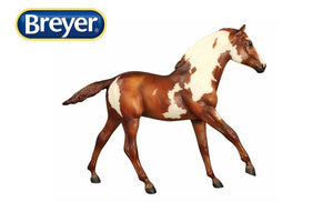 BR1775 Breyer Traditional Spirit of the Horse Van Gogh Son of Picasso (1:9 scale)
