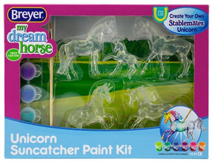 BR4220 Breyer Stablemates - Suncatcher Unicorn Set