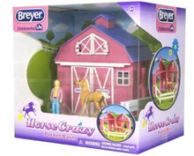 Load image into Gallery viewer, BR5370 HORSE CRAZY POCKET BARN - STABLEMATES