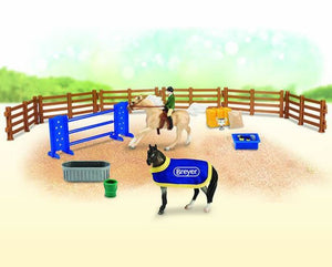 BR6027 Breyer English Play Set