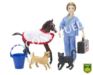Br61039 Breyer Classic 1:12 Scale - Vet Care Equestrian Department (All Scales)