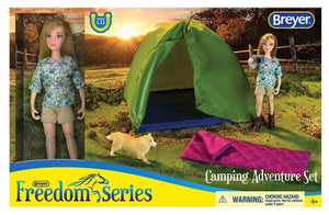 BR62049 CAMPING ADVENTURE SET FREEDOM SERIES