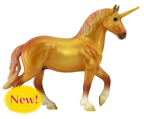 BR62214 SOLARIS YOUNG UNICORN STALLION FREEDOM SERIES