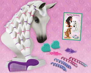 BR7404 Breyer Mane Beauty Styling Head - Daybreak