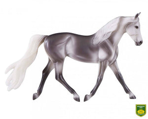 BR956 Breyer Grey Saddlebred (1:12 Scale)