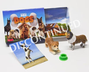 BR1583 Breyer Pocket Box Dogs