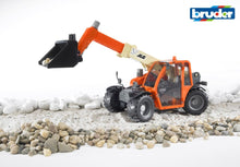 Load image into Gallery viewer, B02140 BRUDER JLG TELESCOPIC HANDLER