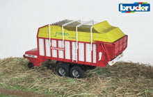 Load image into Gallery viewer, B02214 Bruder Pottinger 6600 Forage Wagon