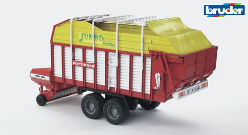B02214 Bruder Pottinger 6600 Forage Wagon