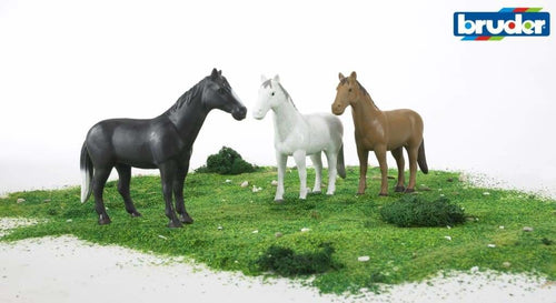 B02306 Bruder Horse - Available In 3 Colours! Equestrian Department (All Scales)