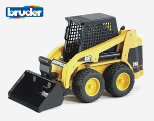 B02431 Bruder Caterpillar Skid Steer Loader