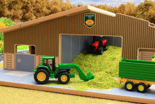 Load image into Gallery viewer, Front bay of BT1870 1:87 Scale Multi-Purpose Farm Building