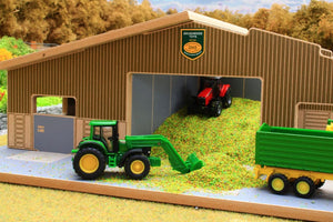 Front bay of BT1870 1:87 Scale Multi-Purpose Farm Building