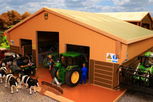 BT3000 Traditional Cubicle Shed