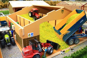 BT4000 3 Bay Multi Purpose Shed