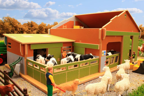 BT8870 My Big Farm (1:24th Scale Farm Set)