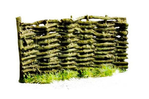 HLT-WM081 Wicker Fence Set (x4)